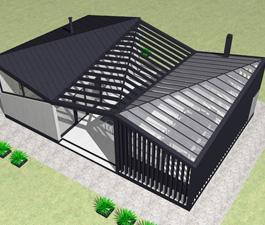 Проект банного комплекса «Архимед»