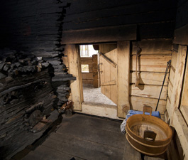 Баня «по-чёрному» | Дымная сауна