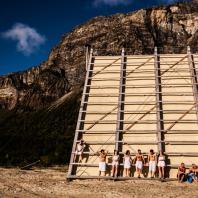 Фестиваль SALT: самая большая сауна в мире. Остров Sandhornøya, Норвегия. 2015 г.