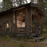 Традиционная финская дымная сауна (savusauna). Фото: Ilkka Rinne
