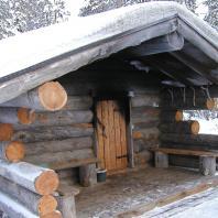 Традиционная финская дымная сауна (savusauna). Фото: Timo Newton-Syms