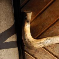 Традиционная финская дымная сауна (savusauna). Фото: Anu