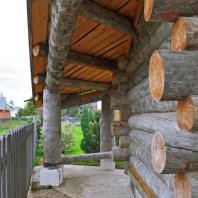 Баня в городе Чехов Московской области. Артель «Данила, Макар и братья»